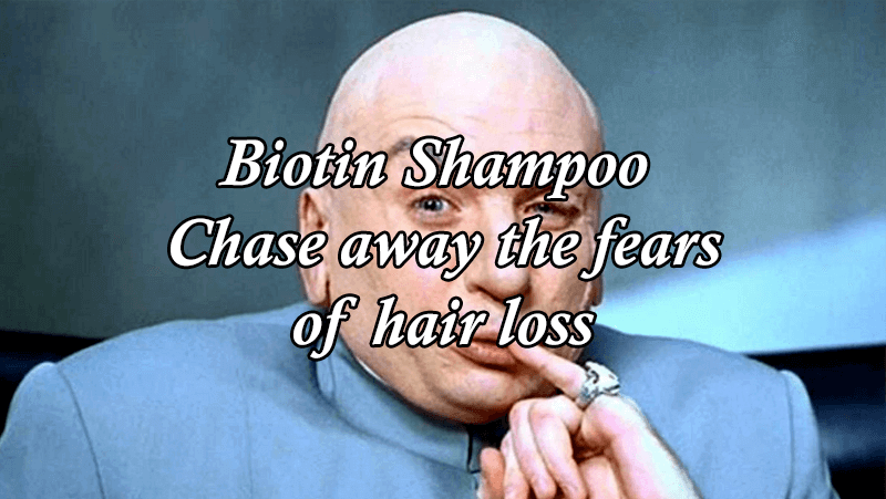 Biotin Shampoo For Hair Loss