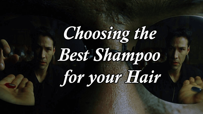 Choosing the Best Shampoo for your Hair