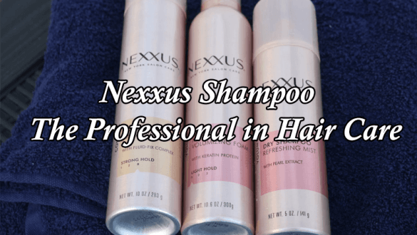 Nexxus Shampoo Hair Care