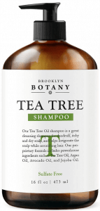 Brooklyn Botany Tea Tree Oil Shampoo